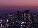 sunshine 60 : les buildings de shinjuku