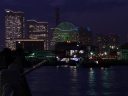 yokohama - by night